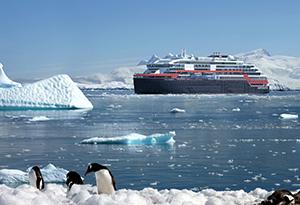 Hurtigruten relance les expéditions